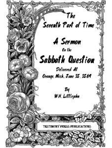 A Sermon on the Sabbath Question-145