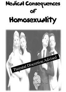 Medical Consequences of Homosexuality